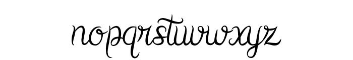 Kurnia Font LOWERCASE