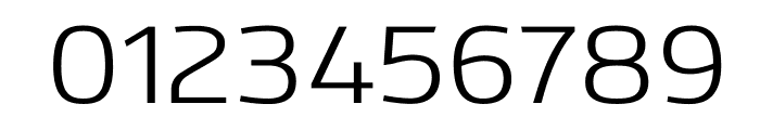 Kuro-Regular Font OTHER CHARS