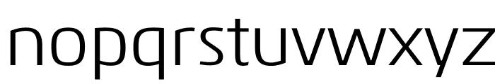 Kuro-Regular Font LOWERCASE