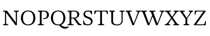 Kunstuff Light Font UPPERCASE