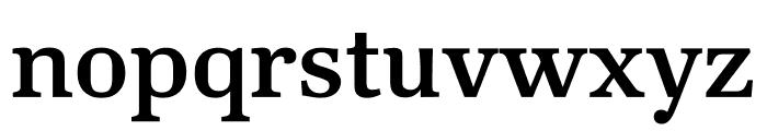 Kunstuff Medium Font LOWERCASE