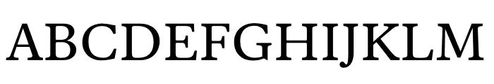 Kunstuff Regular Font UPPERCASE