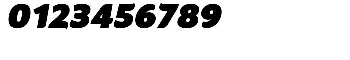 Kumiz FY Bold Italic Font OTHER CHARS