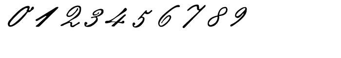 Kurrent Kupferstich Regular Font OTHER CHARS