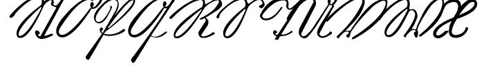 Kurrent Kupferstich Regular Font UPPERCASE