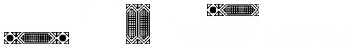 Kudos Kaps Three NF Font OTHER CHARS