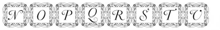 Kudos Kaps Three NF Font LOWERCASE