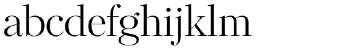 Kudryashev Headline Font LOWERCASE