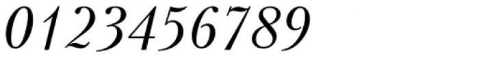 Kudryashev Italic Font OTHER CHARS