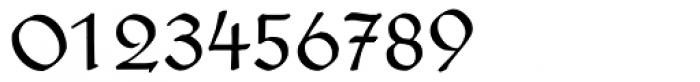 Kuehne-Antiqua AR Font OTHER CHARS