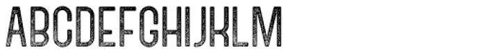 Kulacino Rough Font LOWERCASE