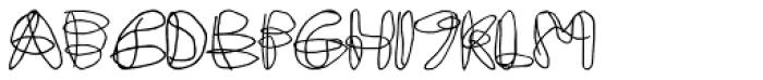 Kulli Font UPPERCASE