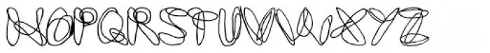 Kulli Font LOWERCASE