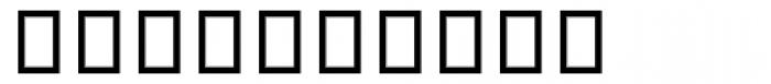 Kumlien Alts Bold Font OTHER CHARS