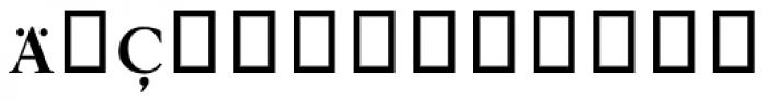 Kumlien Alts Bold Font UPPERCASE
