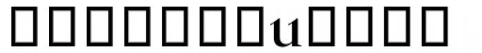 Kumlien Alts Bold Font LOWERCASE