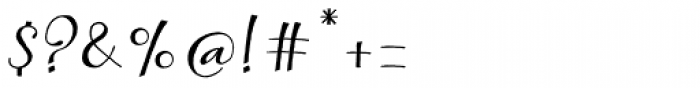Kumma Font OTHER CHARS