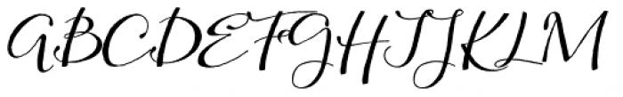 Kumma Font UPPERCASE