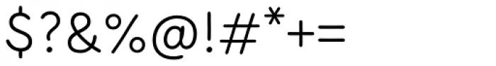 KunKun Light Font OTHER CHARS
