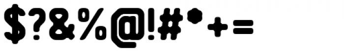 Kunst Imprint 144 Heavy Font OTHER CHARS