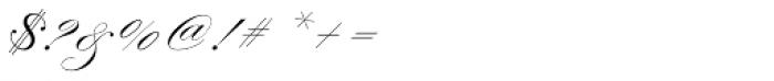 Kunstlerschreibschrift D Medium Font OTHER CHARS