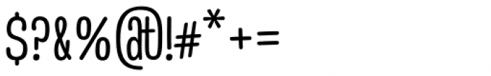 Kuppa Font OTHER CHARS