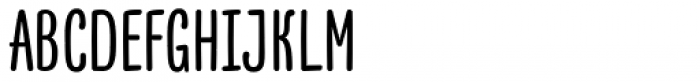 Kuppa Font LOWERCASE