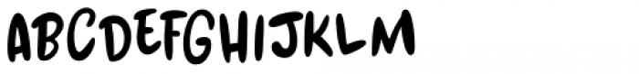Kuroneko Regular Font UPPERCASE