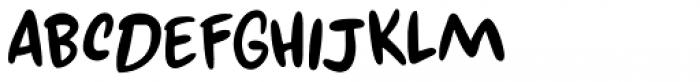 Kuroneko Regular Font LOWERCASE