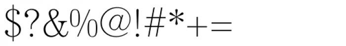Kursivschrift Stehend Haar Font OTHER CHARS