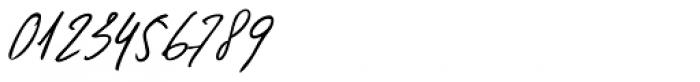 Kusukusu Italic Font OTHER CHARS