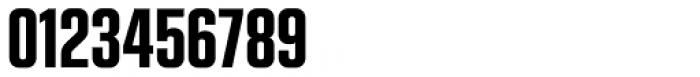 Kuunari Bold Compressed Font OTHER CHARS