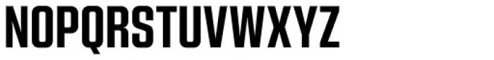 Kuunari Bold Condensed Font UPPERCASE