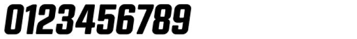 Kuunari Rounded Black Italic Font OTHER CHARS