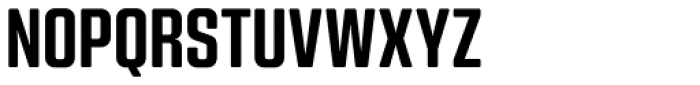 Kuunari Rounded Bold Condensed Font UPPERCASE