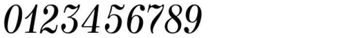 Kuzanyan Italic Font OTHER CHARS