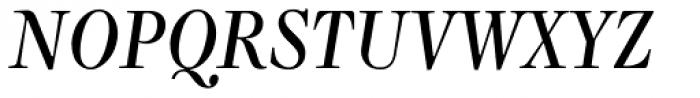 Kuzanyan Italic Font UPPERCASE