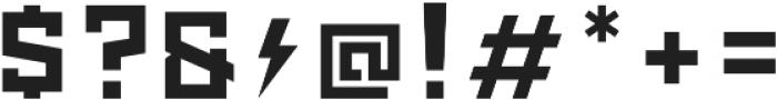 KVC-WarHammer Alternates 1 otf (400) Font OTHER CHARS