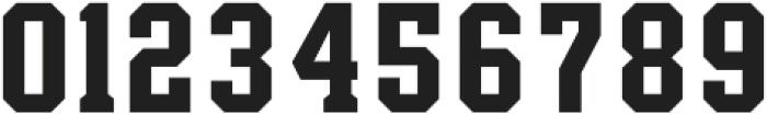 KVC-Woodsman Pillar otf (400) Font OTHER CHARS