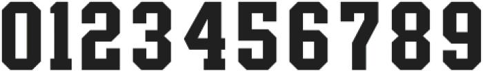 KVC-Woodsman Slab otf (400) Font OTHER CHARS