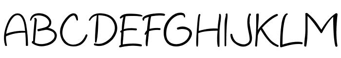 Kvantita Font UPPERCASE