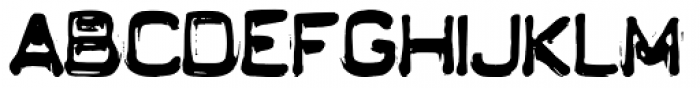 Kwaliteit Font UPPERCASE