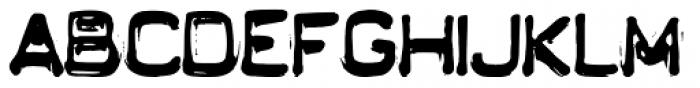 Kwaliteit Font LOWERCASE