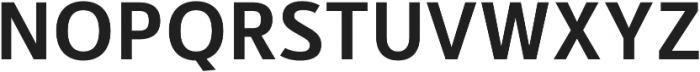Kylo Sans Medium otf (500) Font UPPERCASE