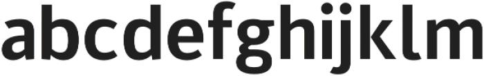 Kylo Sans Medium otf (500) Font LOWERCASE