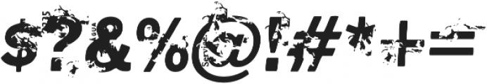 Kyoto OT Regular otf (400) Font OTHER CHARS