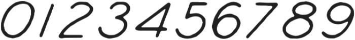 Kyril Regular otf (400) Font OTHER CHARS
