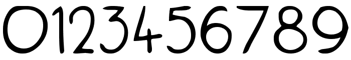 KYRI KAPS Font OTHER CHARS