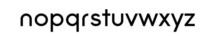 Kyooshi Gothic Font LOWERCASE