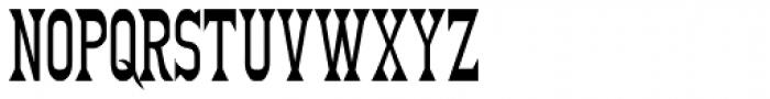 Kyhota Fezdaz Font UPPERCASE